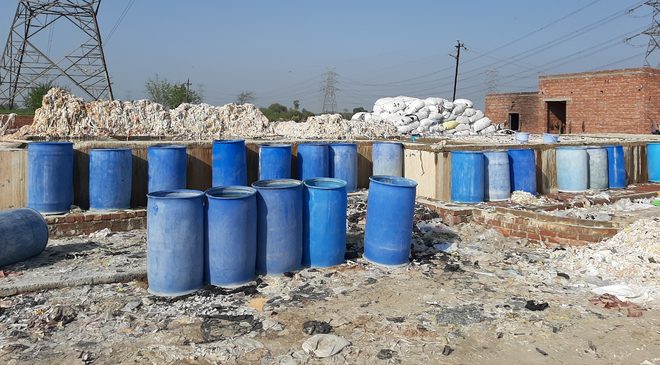 Departments fail to act against illegal bleaching units in Panipat