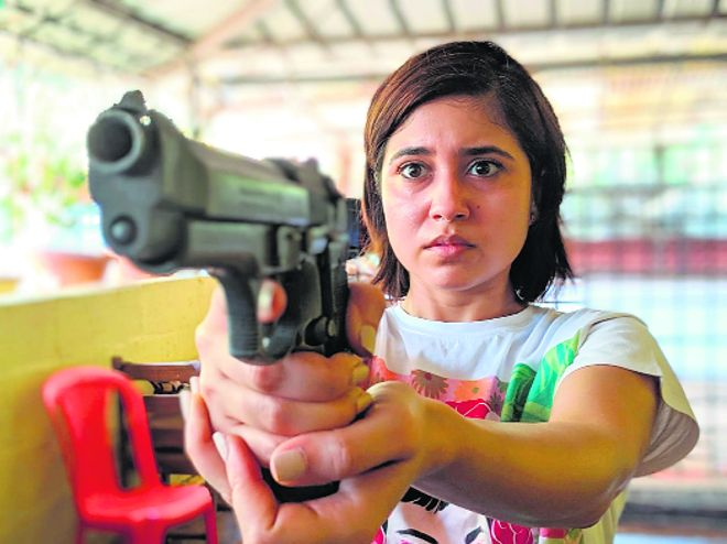 An actor has to stretch, says actress Shweta Tripathi, who will soon be seen in Mirzapur Season 2
