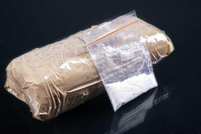 2 kg heroin seized along IB
