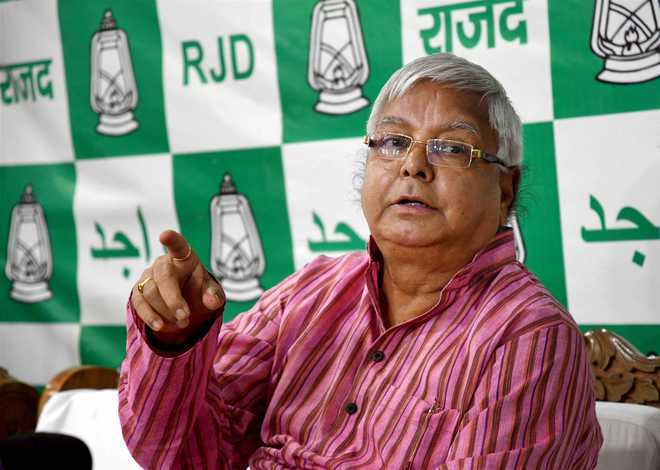 Lalu gets bail, but to remain in jail