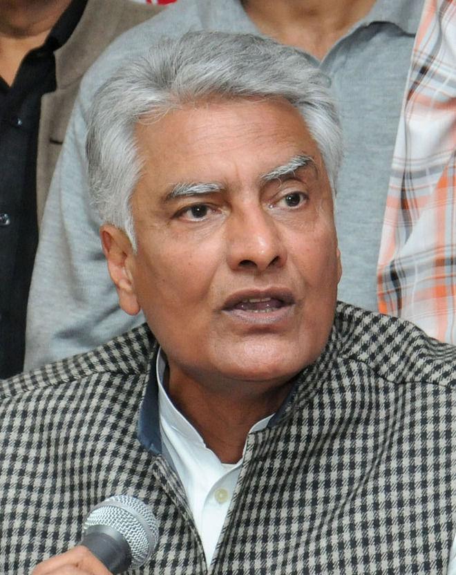 BJP leaders instigating farmers: Sunil Jakhar