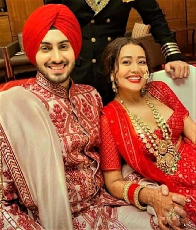 Meet Mr and Mrs Rohanpreet Singh