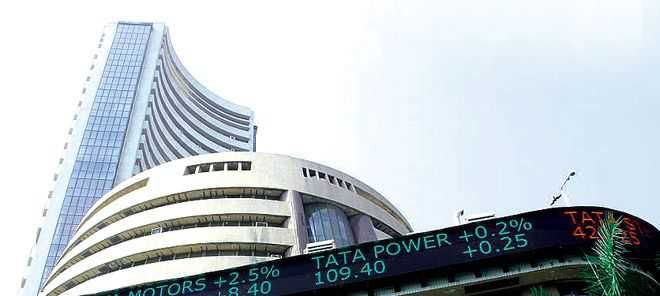 Sensex ends higher for fourth day