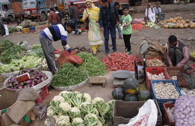 Wholesale inflation at 7-month high in September