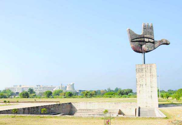 Chandigarh rated best in governance