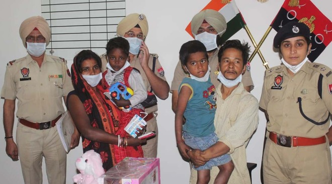 Child lifters' gang busted in Ludhiana