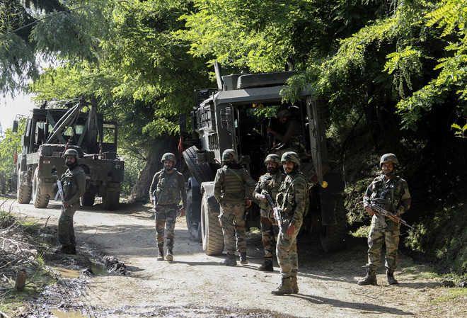 LeT militant killed in Anantnag encounter