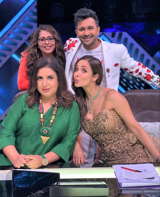 Farah Khan to be a special guest on India's Best Dancer