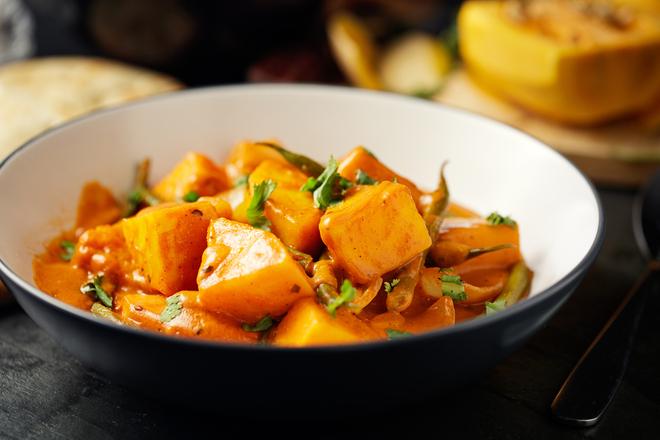 Presenting Shahi potatoes