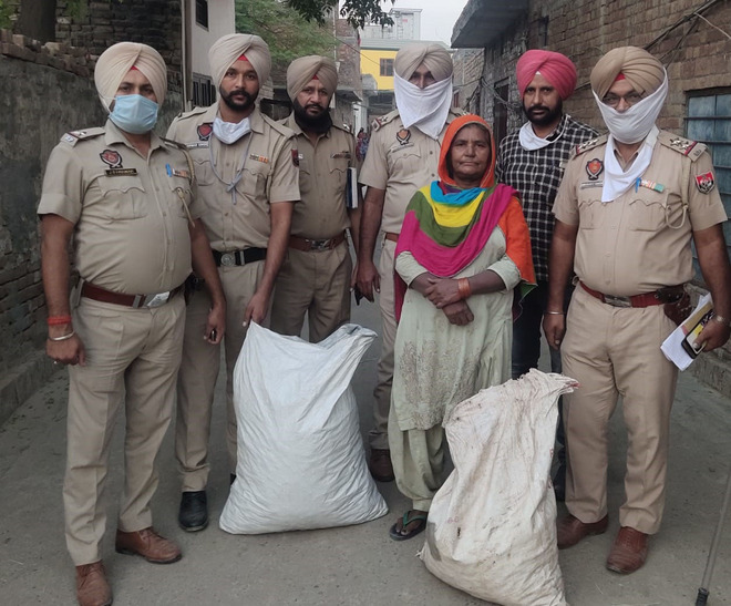 Huge quantity of firecrackers seized from Anngarh, 3 booked