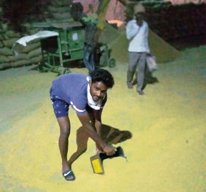 Best scorer of Khelo India Games,  Harpreet Singh, works as labourer 2020_10$largeimg_647410751