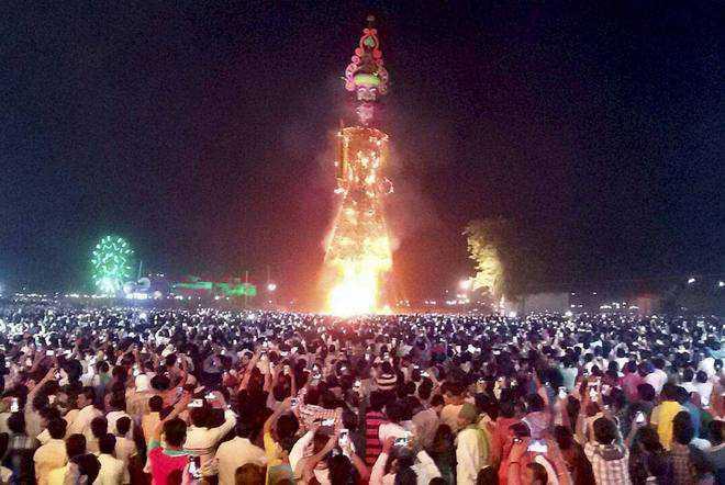 No burning of effigies this Dasehra: Ramlila panels