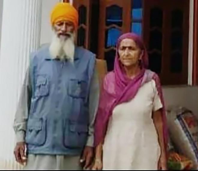 Elderly couple found brutally murdered in Sultanpur Lodhi village