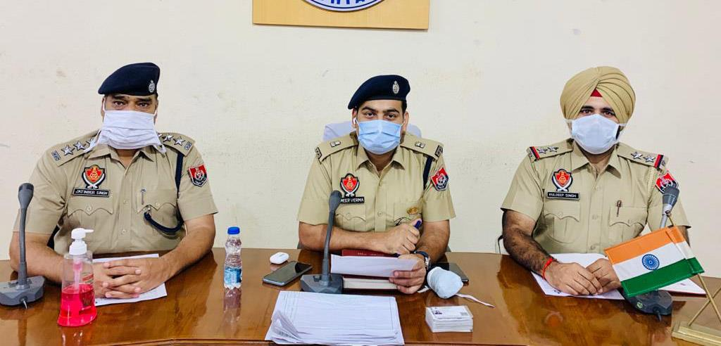 Gang making fake papers for bail busted in Ludhiana, 4 arrested