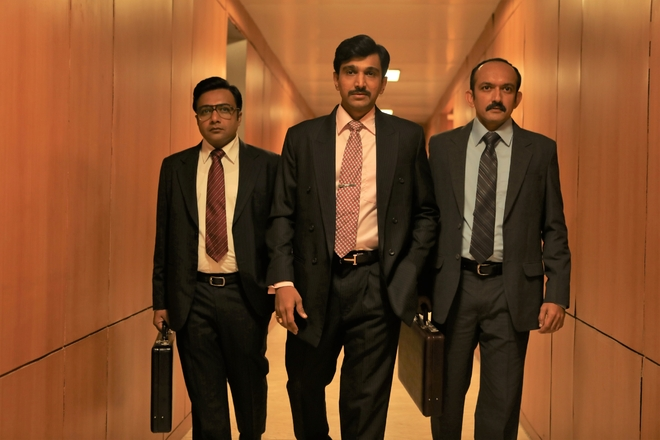 Scam 1992 captures the complex yet fascinating journey of Harshad Mehta