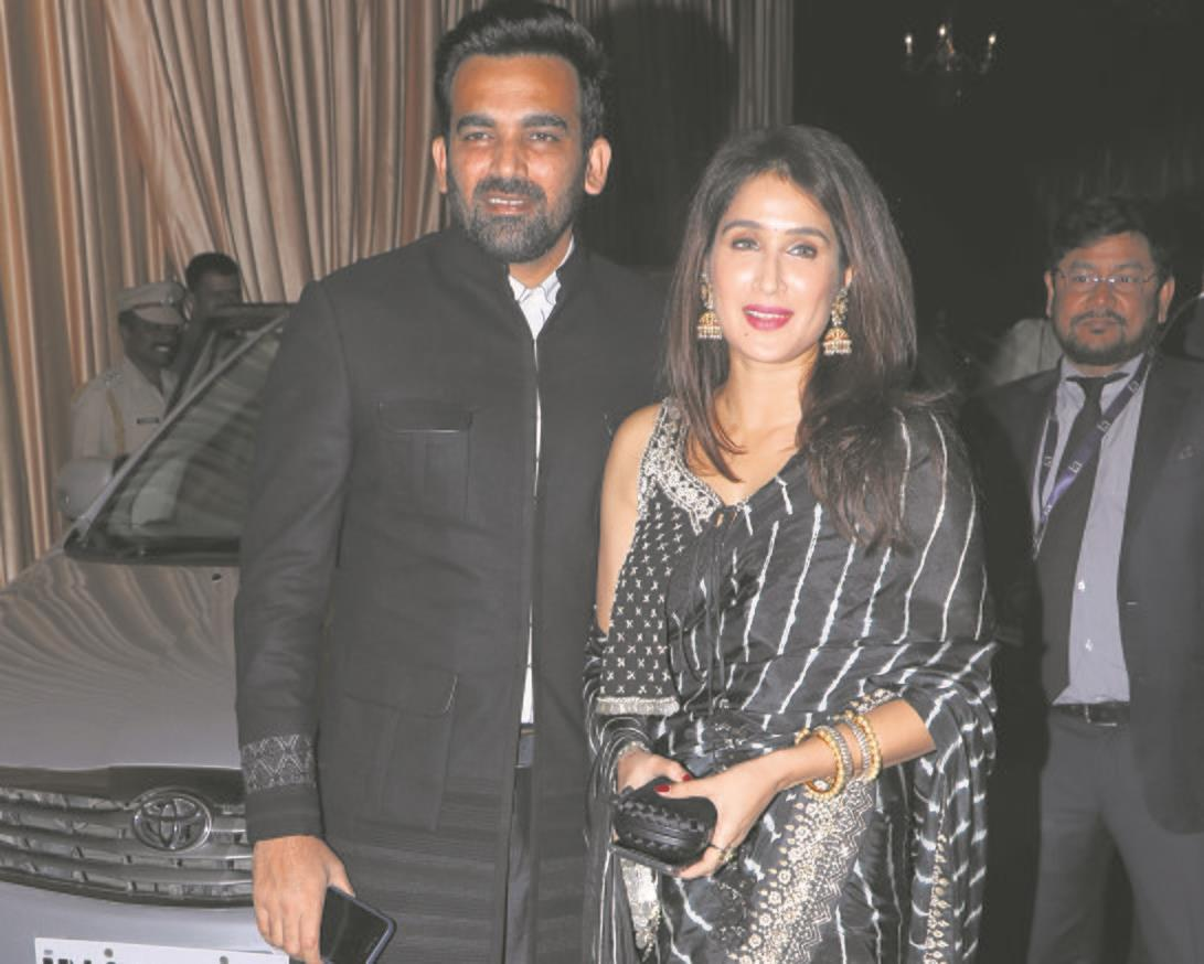 Sagarika Ghatge and Zaheer Khan to become parents