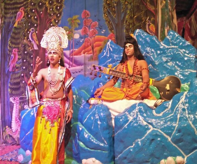 Performing amid pandemic is dramatic enough for Ramlila organisers