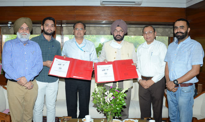 GNDU signs pact with NHAI for safer highways