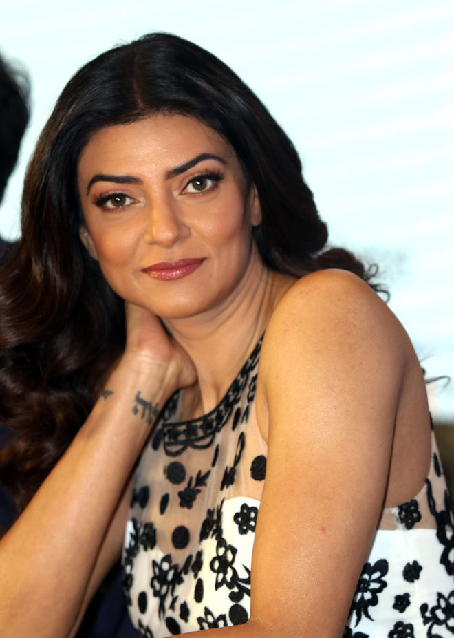 Time off helped me focus on personal, psychological aspects of life, says Sushmita Sen