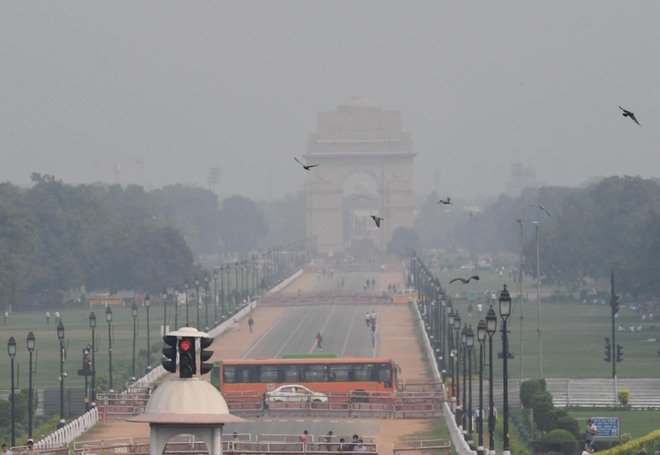 Govt forms 50 CPCB teams to check pollution in Delhi-NCR