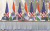 India, US ink key defence pact BECA