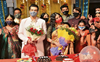Mohsin Khan, Harsha Khandeparkar ring in their birthday on the sets of YRKKH