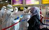Covid testing for International departures at Delhi