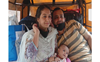 Pak couple leaves with happy memories of first child born in India