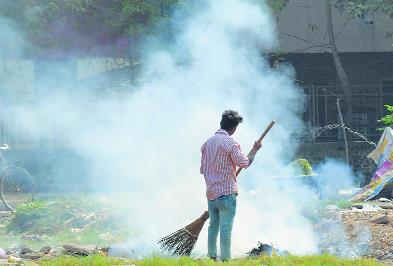 Chandigarh ups efforts to check pollution