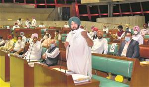 Punjab passes Bills to bypass Central farm laws