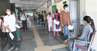 More OPDs in GMSH-16, Chandigarh open path to normalcy