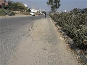 Residents suffer as Tarn Taran main road cries for urgent care