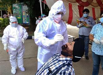 Virus snuffs out 5 lives in Jalandhar, 123 test +ve