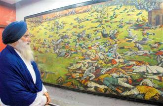 Copyright row over Jallianwala painting