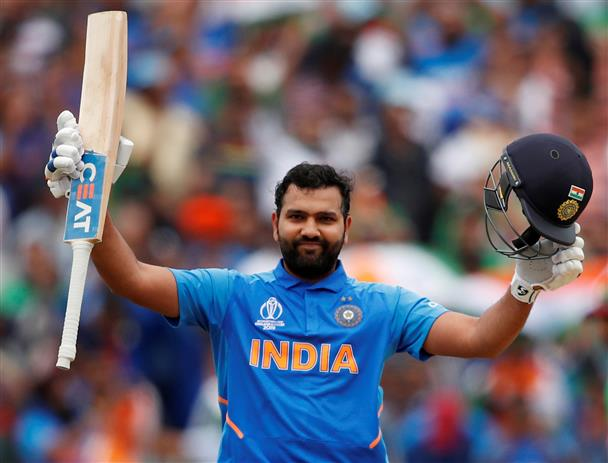 Ready to bat anywhere, will leave it to team management: Rohit Sharma