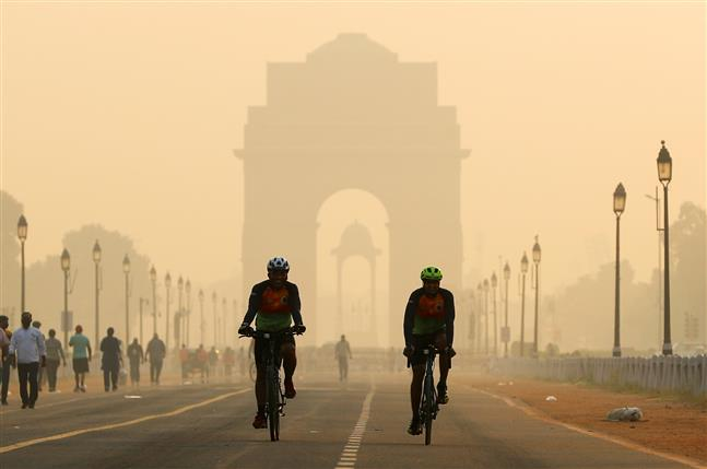 Delhi's air quality dips to the worst level since December last year