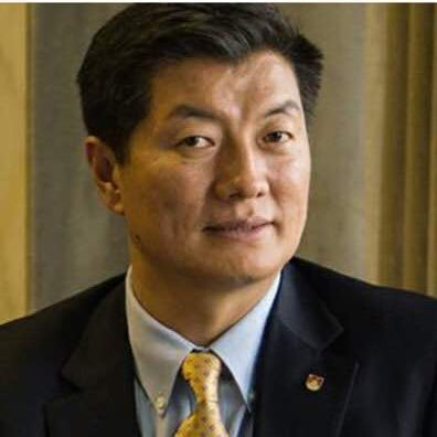 Tibetan political leader visits White House for first time in 6 decades
