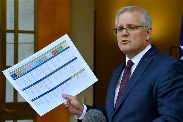 Australia will respond 'very seriously' to war crime allegations: PM Morrison