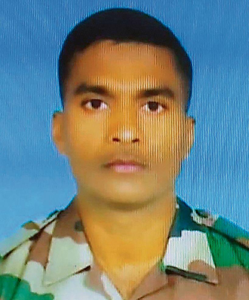 Soldier dead in Pak LoC firing
