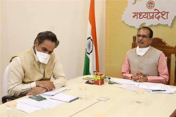 Chouhan chairs first meeting of 'gau cabinet' in MP