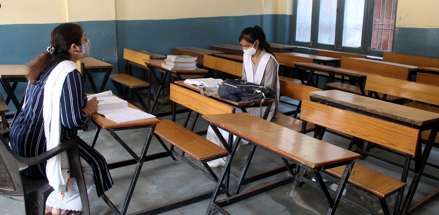 Haryana shuts government, private schools till November 30 amid spike in Covid cases - The Tribune India