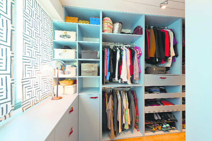 Smart ways to declutter & organise