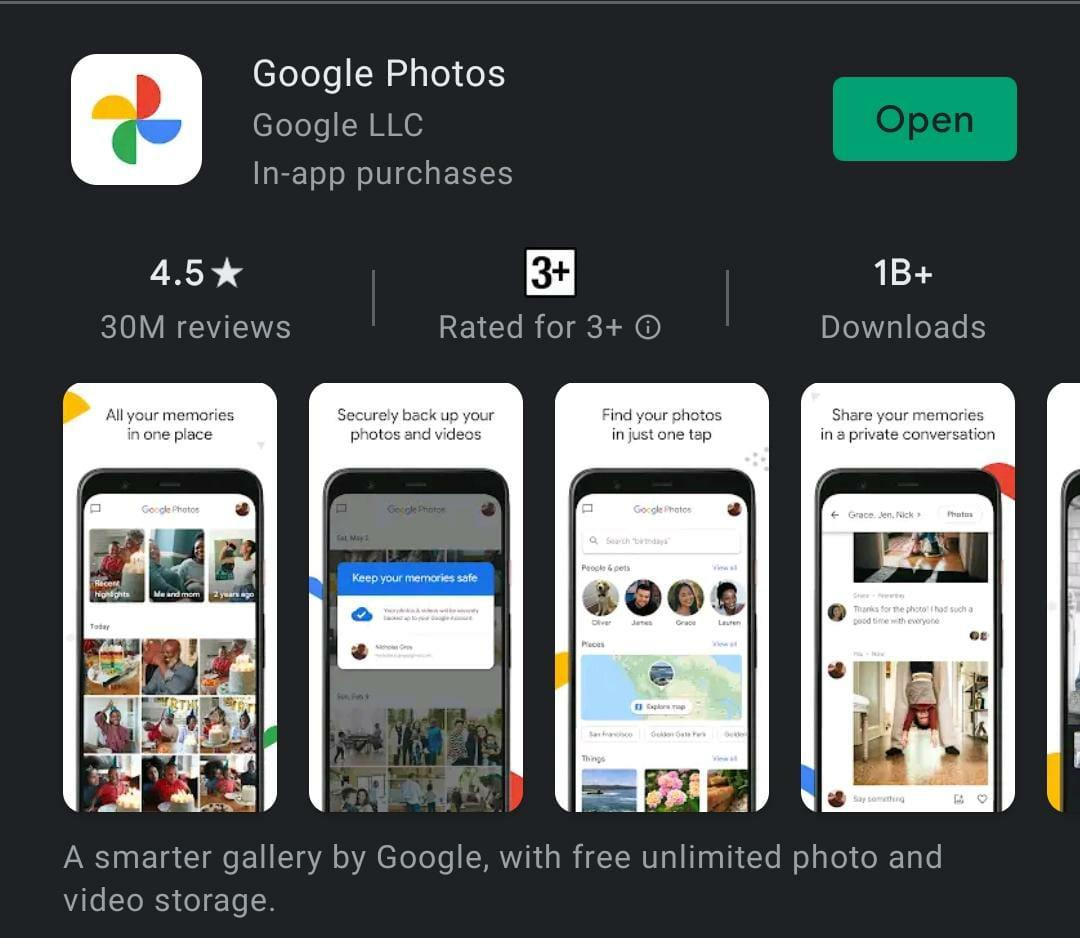 Google Photos to end its free unlimited storage on June 1, 2021