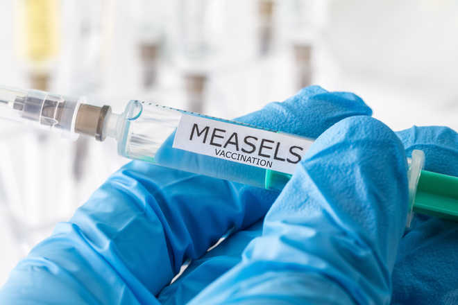 Major measles outbreaks forecast for 2021 due to Covid: Study