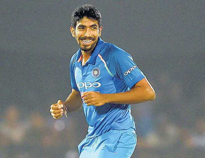 Bumrah, Shami likely to be rotated as T20Is clash with red-ball warm-up tie