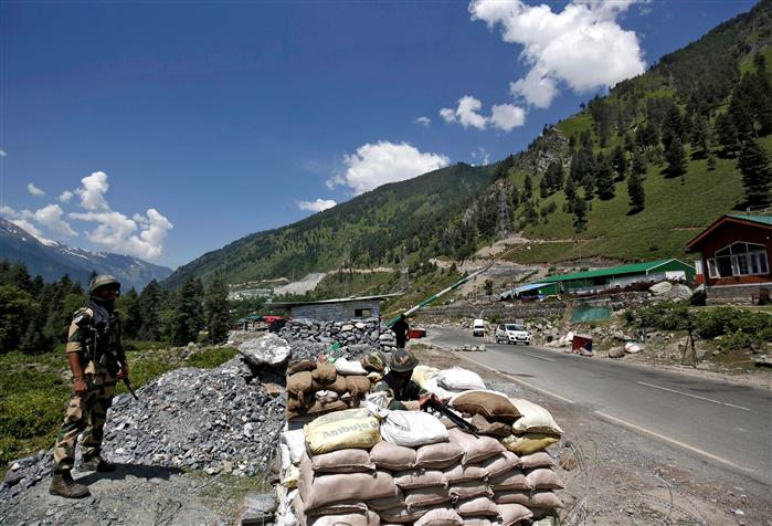 Will continue dialogue: MEA on Ladakh border standoff with China