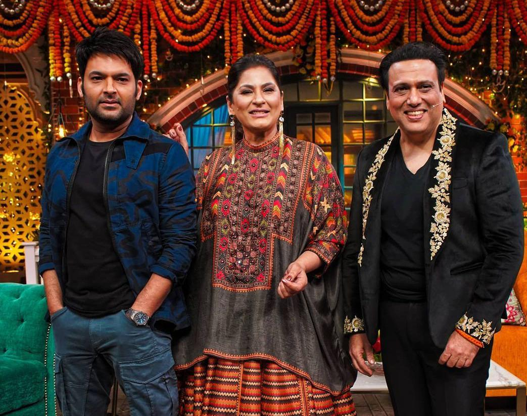 Kapil Sharma loses 11kgs, reveals he had slip disc; Archana Puran Singh shares behind-the-scenes clip