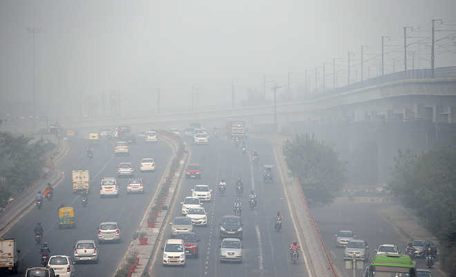 Air pollution: Officials of environment ministry, Delhi, Haryana, Punjab governments to depose before par panel Friday