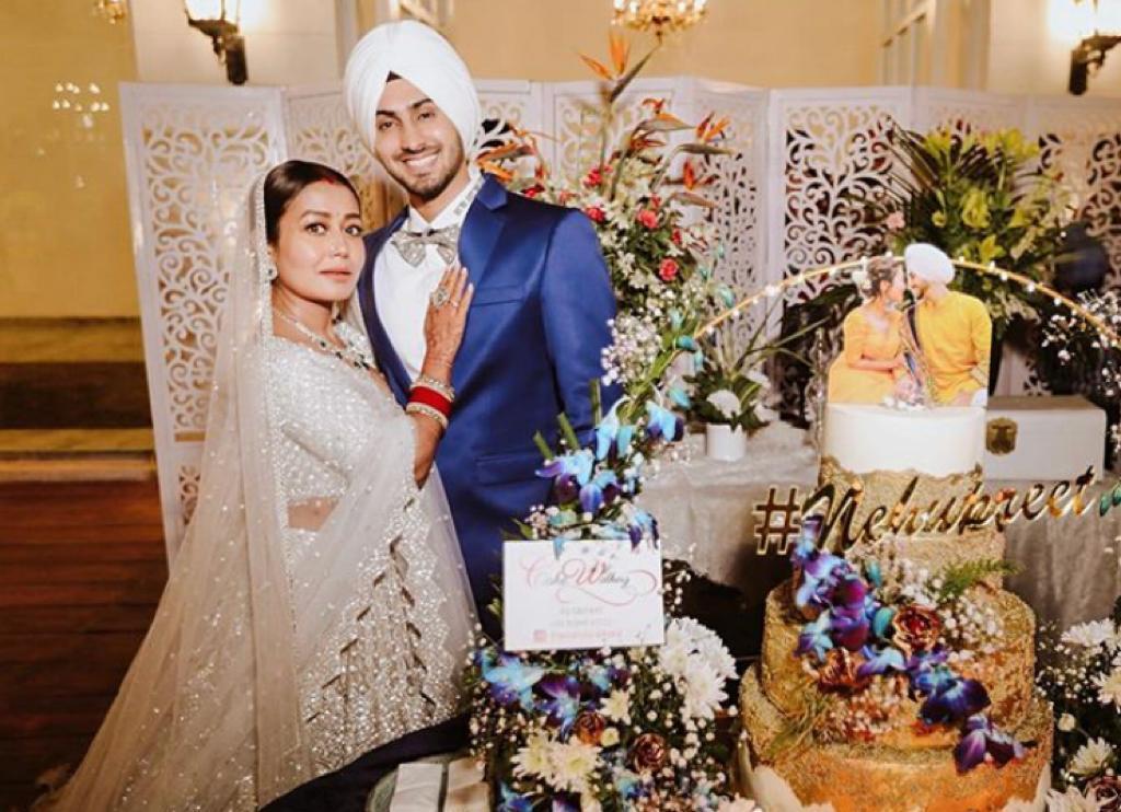 Rohanpreet Singh's family throws 'best reception ever'; Neha Kakkar shares new pictures; thanks them