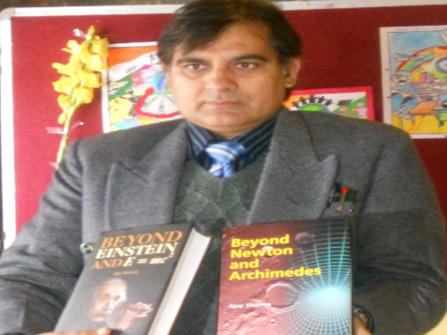 Himachal researcher seeks funds to modify Newton's third law of motion